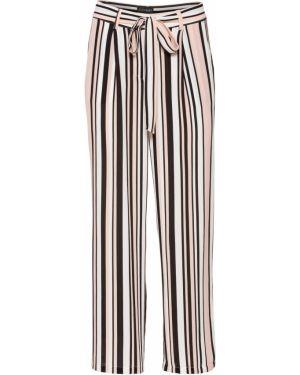 Летние брюки розовый Bonprix