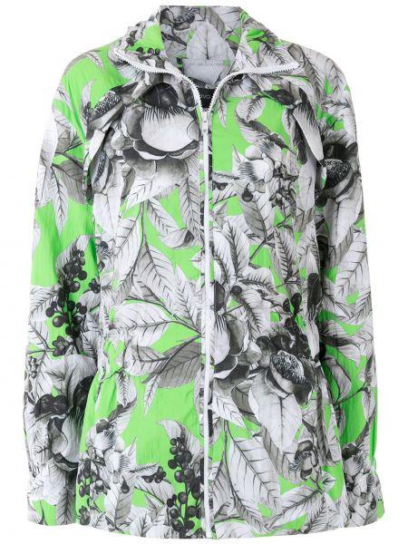 Длинная куртка - серая Eva