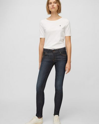 Mom jeans bawełniane Marc O Polo