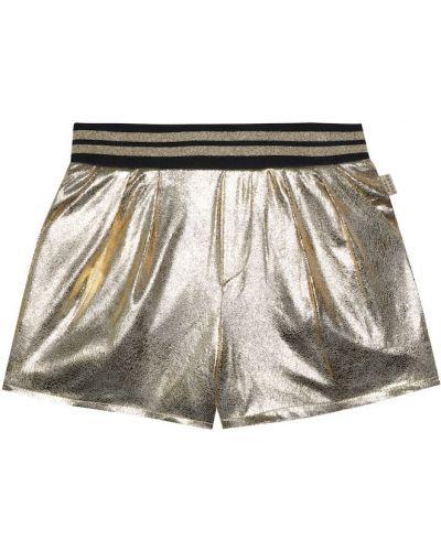 Короткие шорты с завышенной талией Little Marc Jacobs