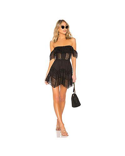 Платье с вырезом с декоративной отделкой Charo Ruiz Ibiza