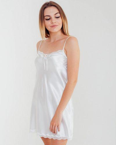Белая ночнушка Mia-mia