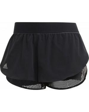 Спортивные шорты черные для тенниса Adidas