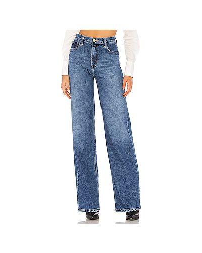 Свободные брюки с карманами J Brand
