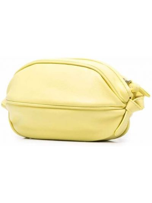 Żółta torebka srebrna Hereu