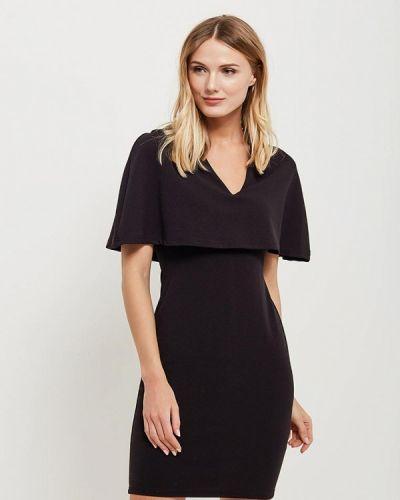 Черное платье Silvian Heach