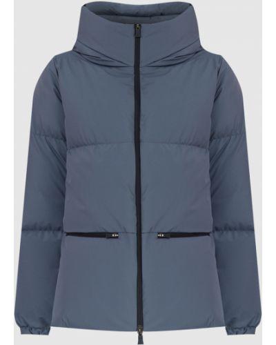 Пуховая куртка - синяя Herno