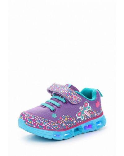 Фиолетовые кроссовки Kakadu