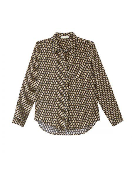 Рубашка с длинным рукавом с принтом с рисунком See U Soon