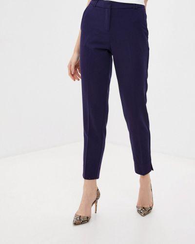 Синие классические брюки Zarina