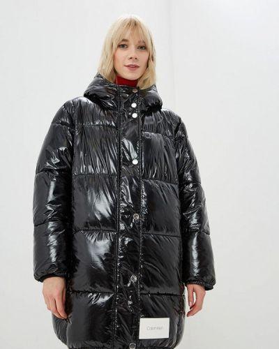 Зимняя куртка утепленная весенняя Calvin Klein