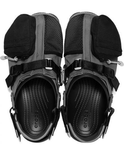 Сандалии - черные Crocs