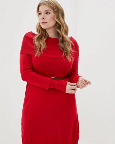 Повседневное платье осеннее итальянский Sophia