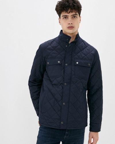 Теплая синяя куртка Gap