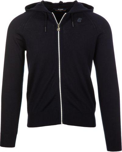 Czarna bluza K-way