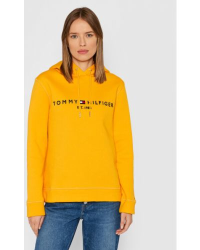 Dres - żółty Tommy Hilfiger