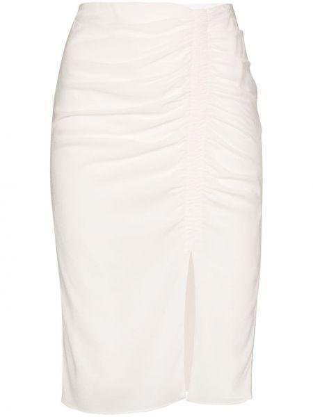 Платье миди шелковое облегающее Tom Ford