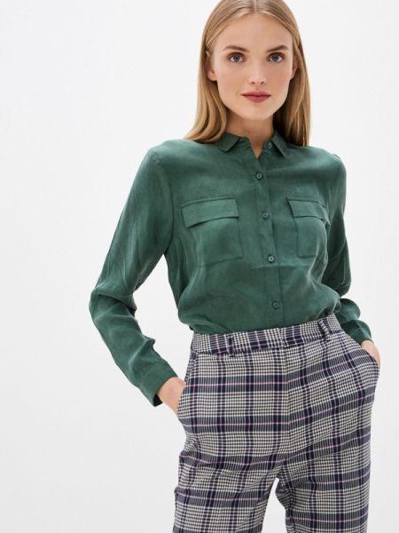 Рубашка с длинным рукавом зеленый Ichi