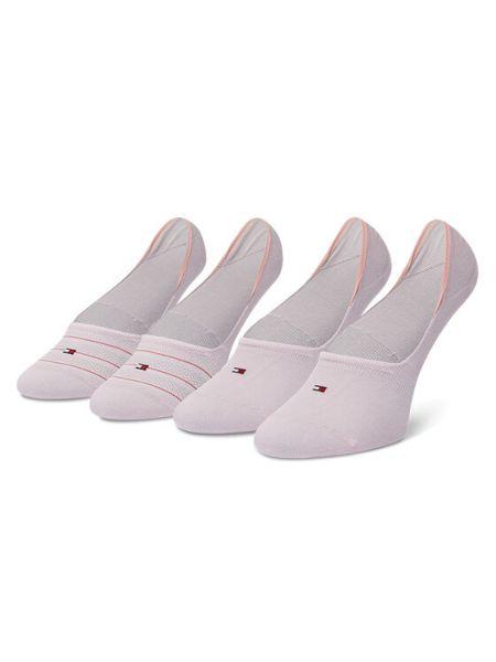 Skarpety - różowe Tommy Hilfiger