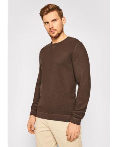 Brązowy sweter Digel