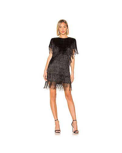 Платье с бахромой с завышенной талией Rachel Zoe