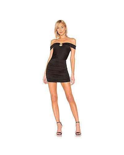 Платье мини с завышенной талией на молнии By The Way.