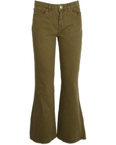 Zielone mom jeans Maliparmi