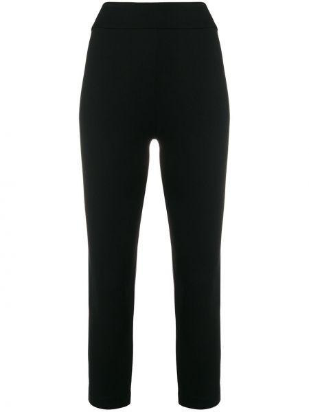 Спортивные брюки укороченные черные No Ka 'oi