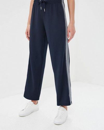 Спортивные брюки весенний синие Silvian Heach