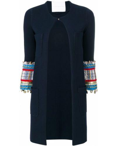Синий кардиган Giada Benincasa