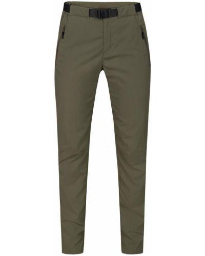 Зауженные зеленые спортивные брюки эластичные Red Fox