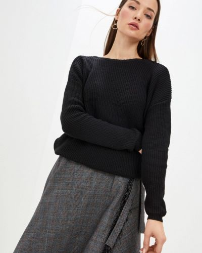 Черный пуловер Fresh Made