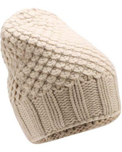 Вязаная шапка кашемировая Loro Piana