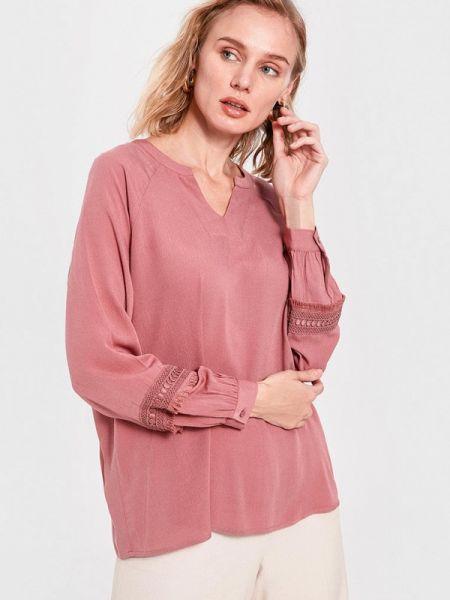 Блузка с длинным рукавом розовая весенний Lc Waikiki