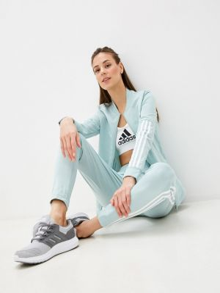 Костюм бирюзовый спортивный Adidas