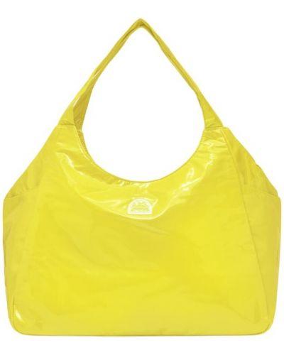Żółta torebka Sundek