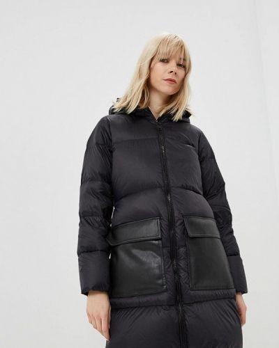 Зимняя куртка весенняя черная Armani Exchange