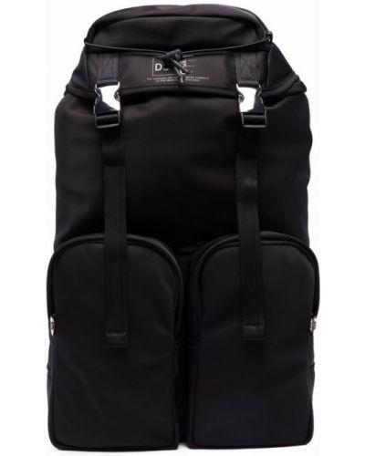 Черная сумка сетчатая Diesel