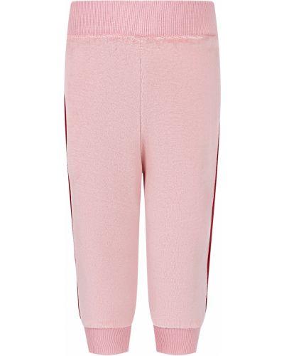 Розовые спортивные брюки Molo