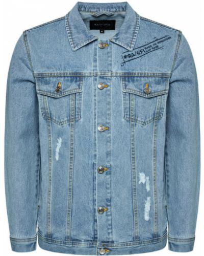 Niebieska kurtka jeansowa Rage Age
