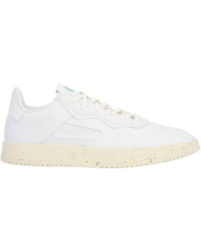 Trampki - białe Adidas Originals