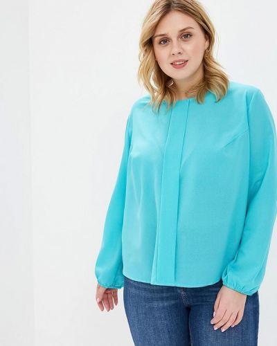 Блузка - бирюзовая Darissa Fashion