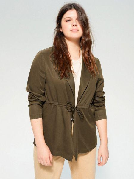 Куртка весенняя облегченная Violeta By Mango