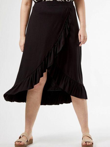 Черная юбка Dorothy Perkins Curve