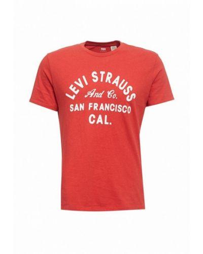 Красная футболка Levi's®