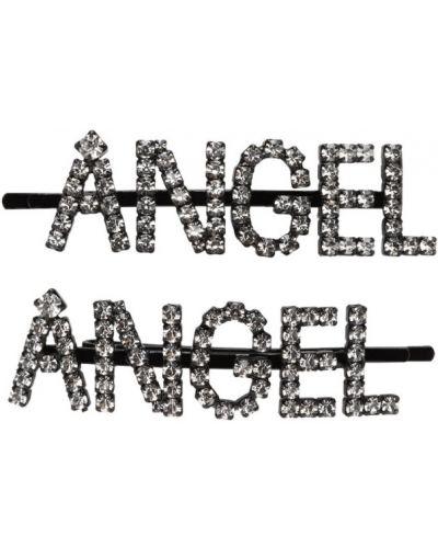 Opaska na głowę czarny srebro Ashley Williams