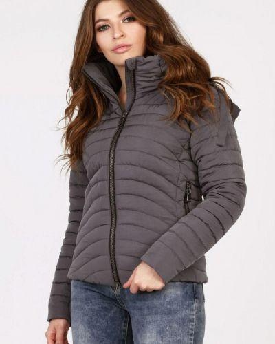Утепленная куртка демисезонная весенняя Carica&x-woyz