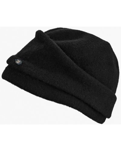 Черная шапка осенняя Avanta