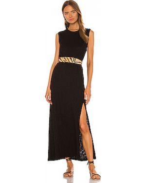 Платье миди с поясом с разрезом Atm Anthony Thomas Melillo