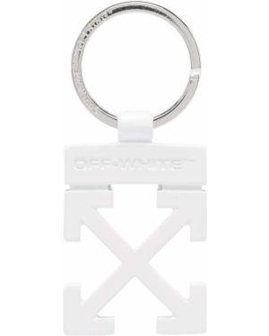 Brelok z logo Off-white